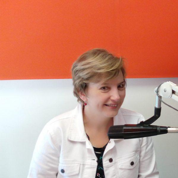Jenny Baxter, radio announcer